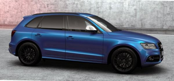 Audi SQ5 Competition 3.0 TDI