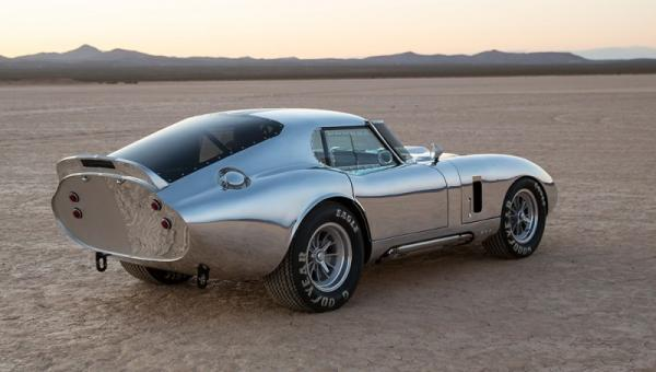 Daytona Cobra Coupe Anniversary Edition
