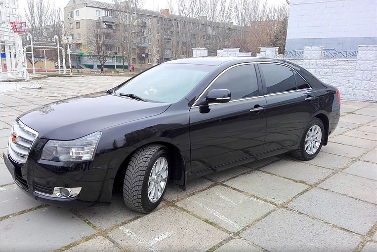 Geely  Emgrand-8 2014