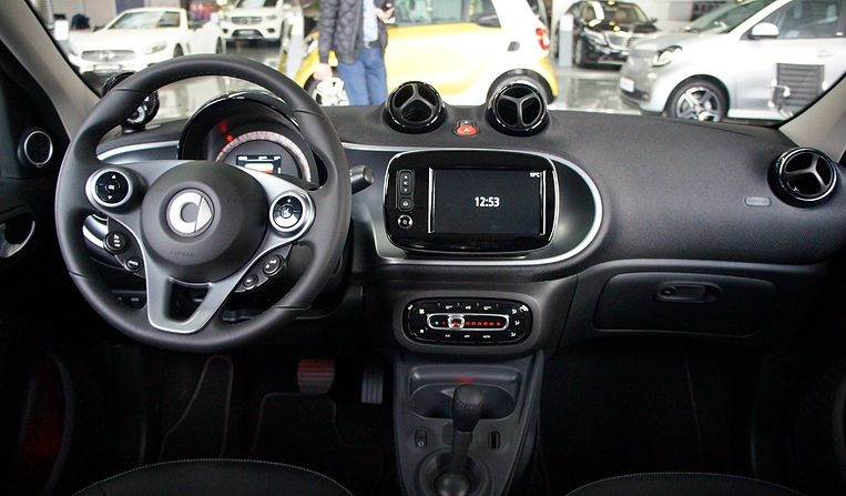 Smart  Forfour 2016