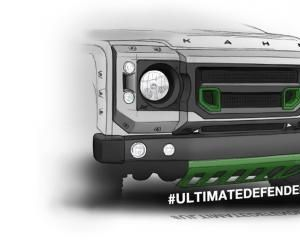 A. Kahn Design представит уникальный Land Rover Defender Ultimate