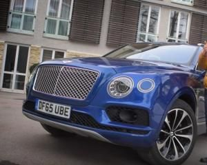 Тест-драйв Bentley Bentayga от Михаила Петровского
