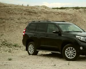 Тест-драйв Toyota Land Cruiser Prado 2016 от Игоря Бурцева