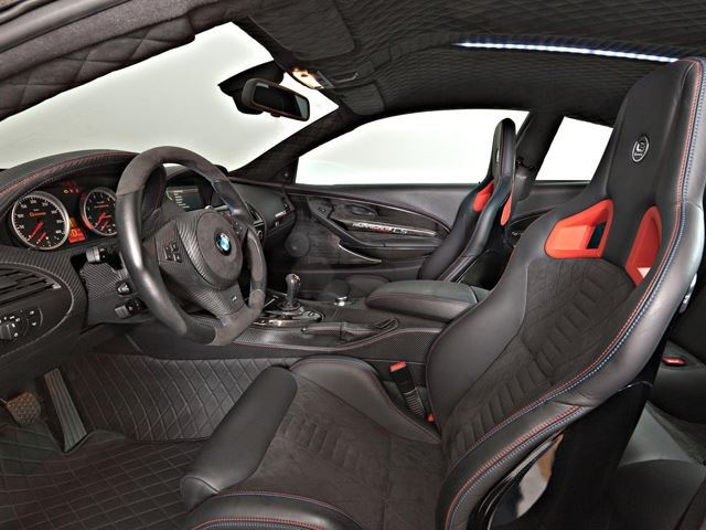 BMW M6 G-Power 2015