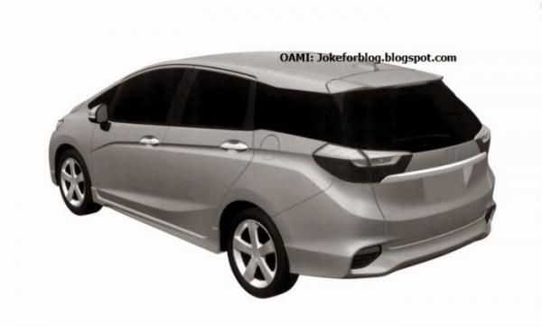 Honda Jazz Shuttle