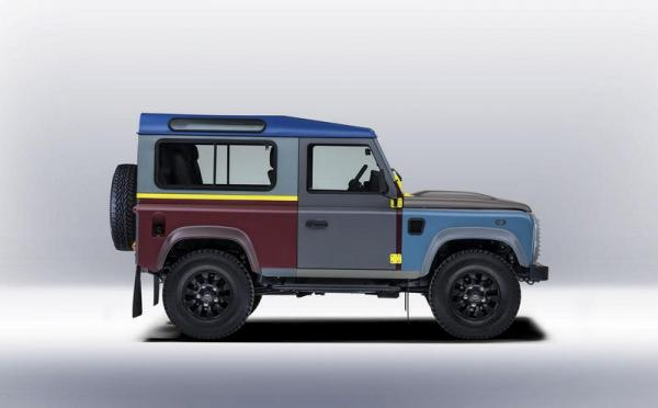 Paul Smith Land-Rover Defender 3